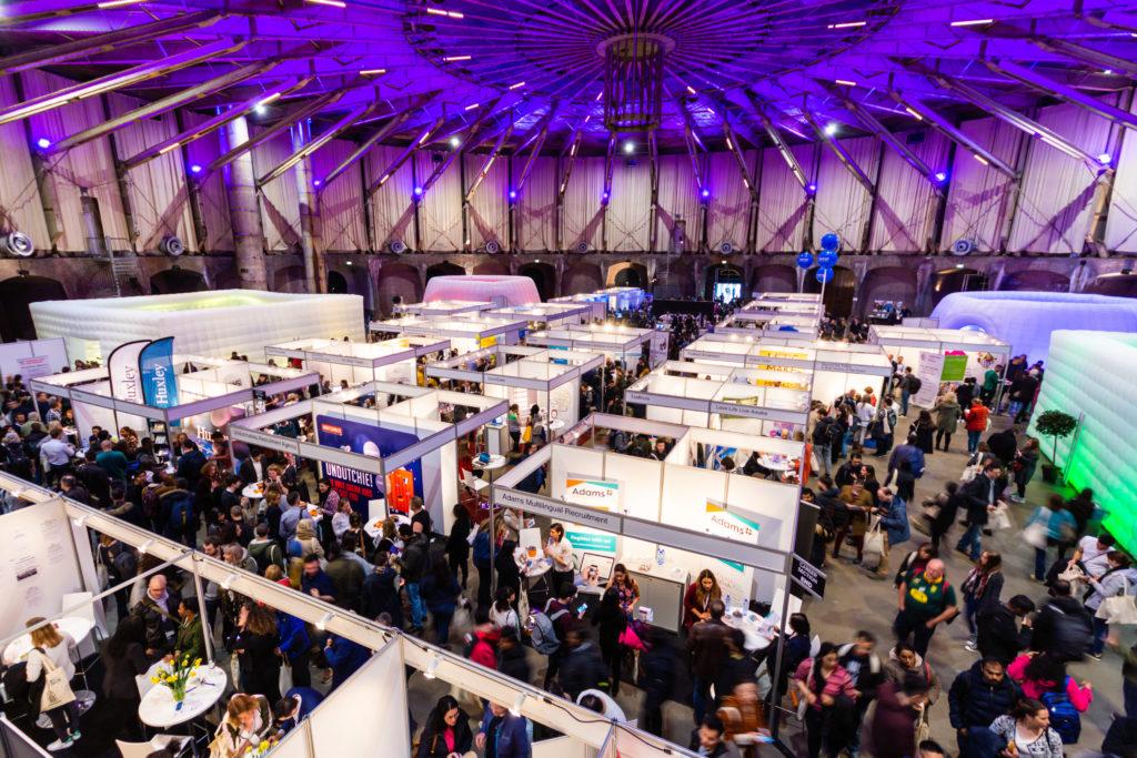 IamExpat Fair Amsterdam