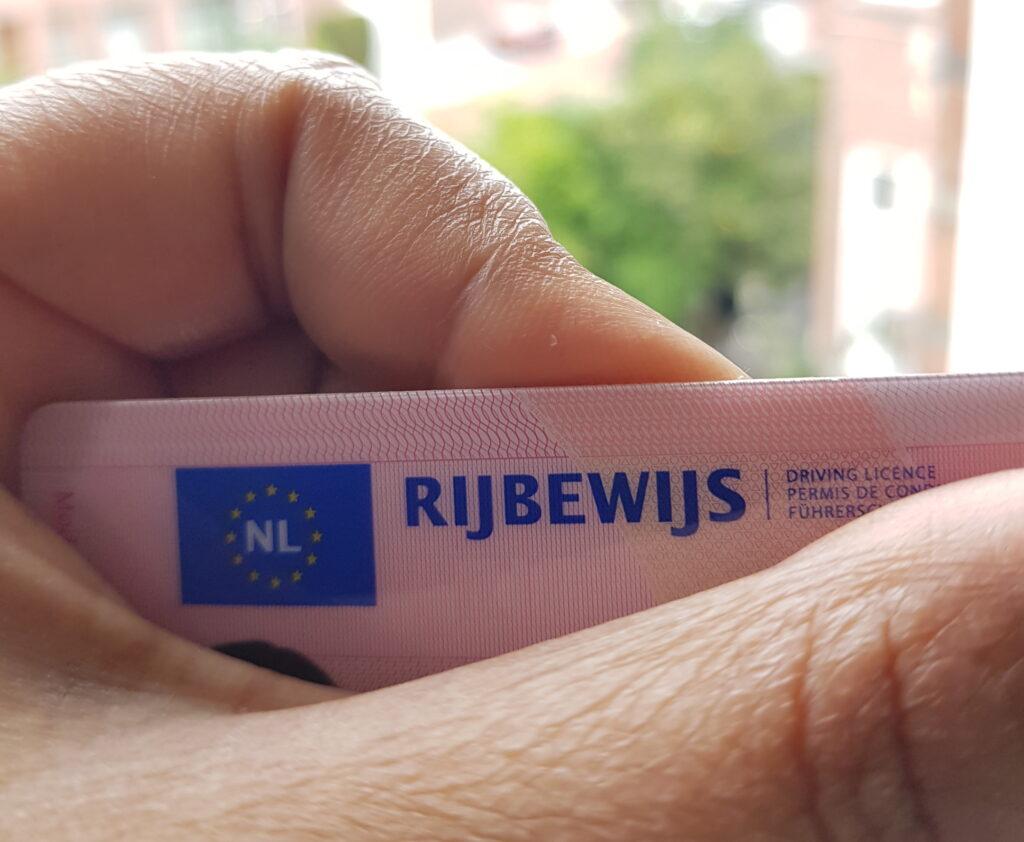 Dutch Licence