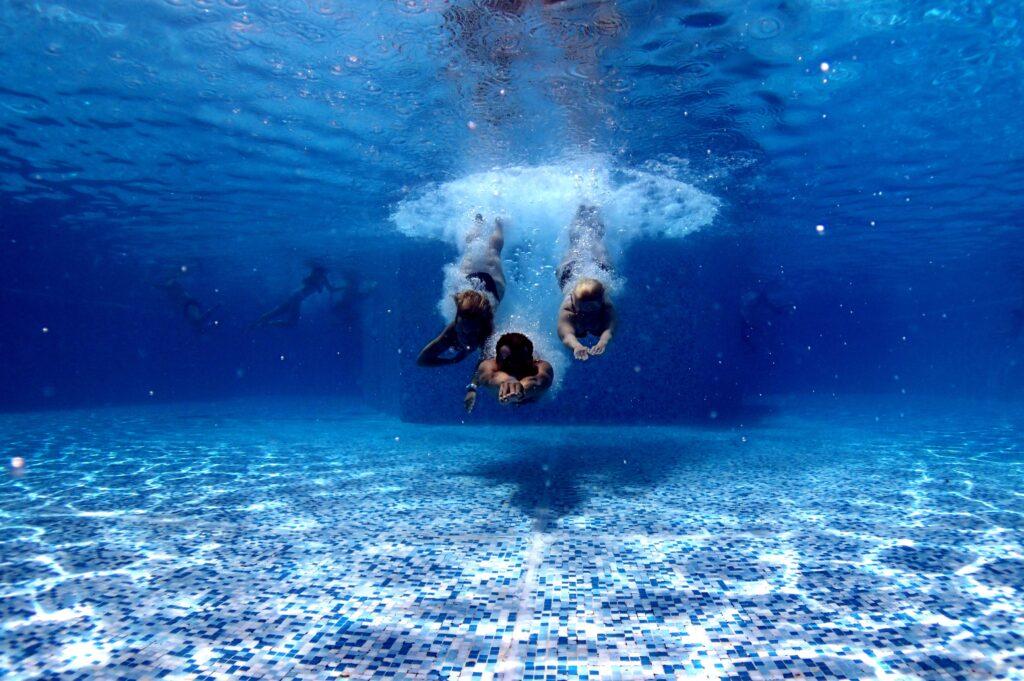 swimming in NL