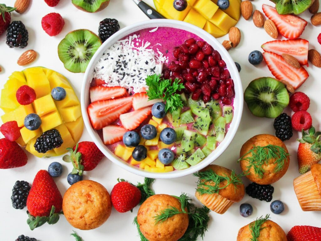 Focusing on Nutrition and Wellbeing